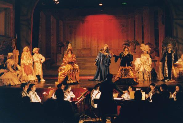 Baños Roma Obra De Teatro:san juan de la cruz y fray luis de león